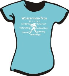 Wassermann T-Shirt