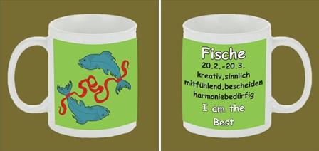 Gitta Fisch tasse